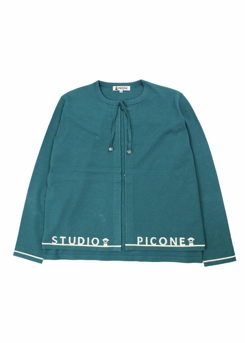 STUDIO PICONE-スタジオピッコーネ-P018947 フェイクプルオーバー