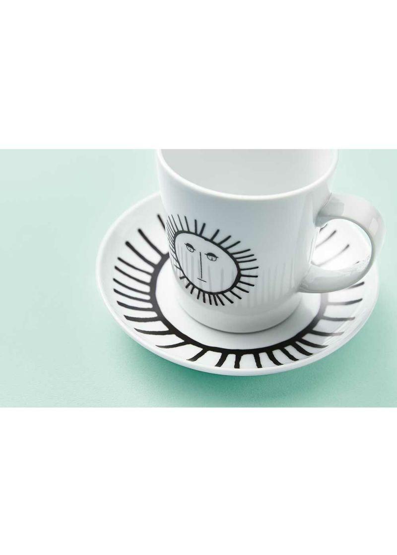 CASA PICONE-カーサピッコーネ-S010107【波佐見焼】 マグカップ 太陽