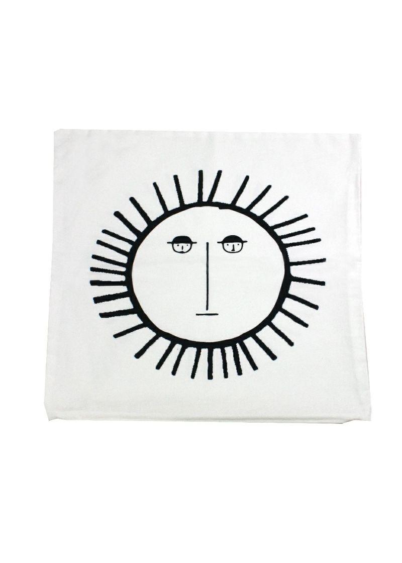CASA PICONE-カーサピッコーネ-S010201クッションカバー  太陽