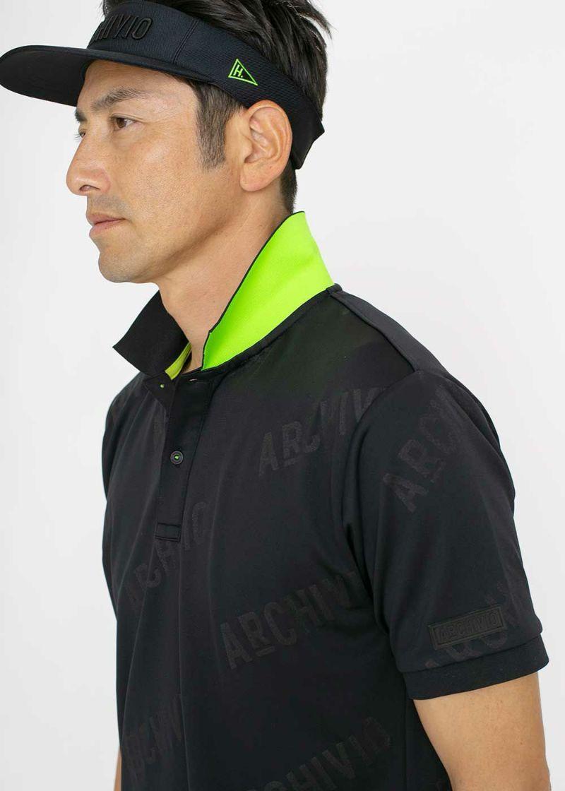archivio-アルチビオ-A069354 【肥野竜也×archivioコラボ】ポロシャツ