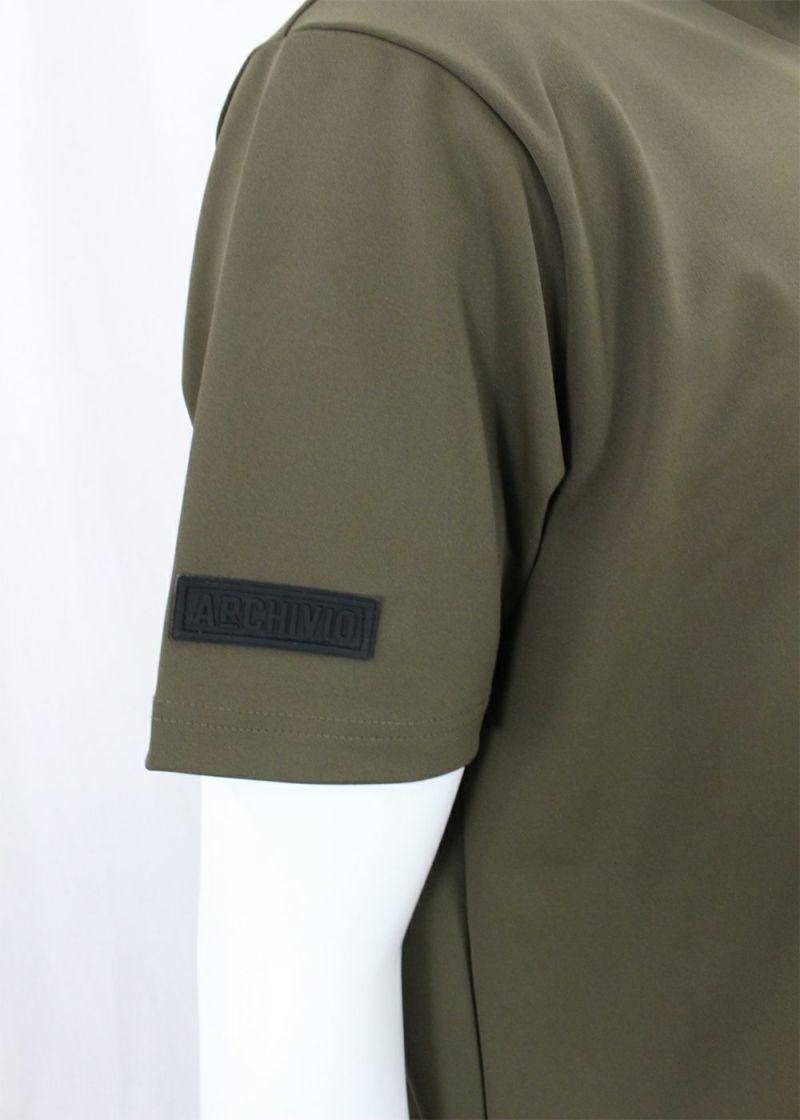 archivio-アルチビオ- A069355 【肥野竜也×archivioコラボ】ハイネックTシャツ