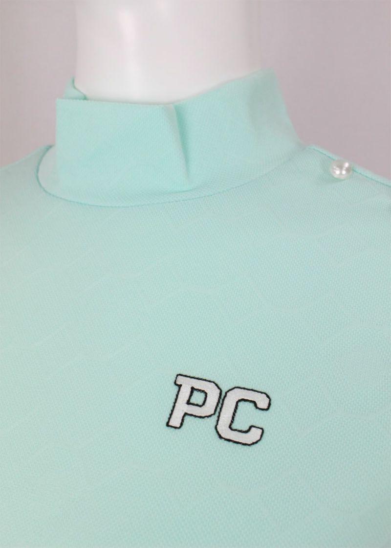 piconeclub-ピッコーネクラブ-C059408 ハイネックプルオーバー