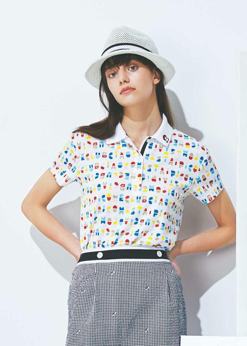 piconeclub-ピッコーネクラブ- C059508 ポロシャツ