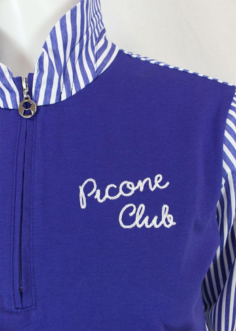 piconeclub-ピッコーネクラブ-C059509 ハイネックプルオーバー