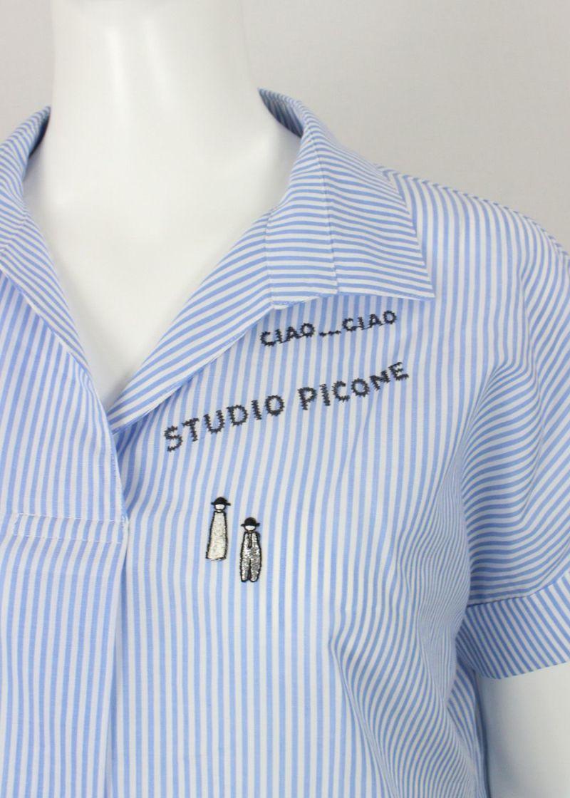 studiopicone-スタジオピッコーネ- P055412 ブラウス