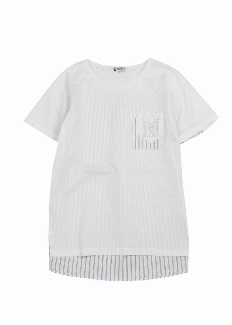 studiopicone-スタジオピッコーネ- P059541 Tシャツ