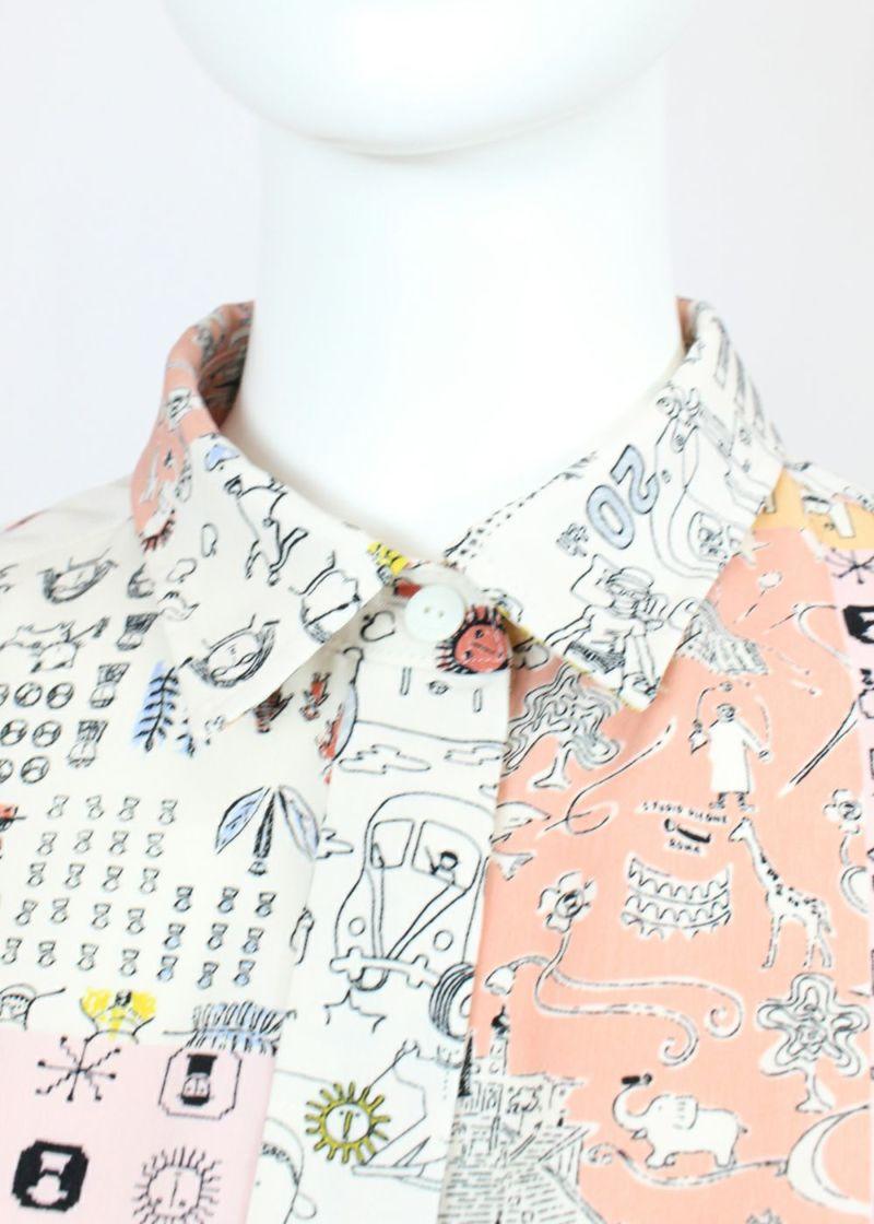 studiopicone-スタジオピッコーネ- P115814 シャツ